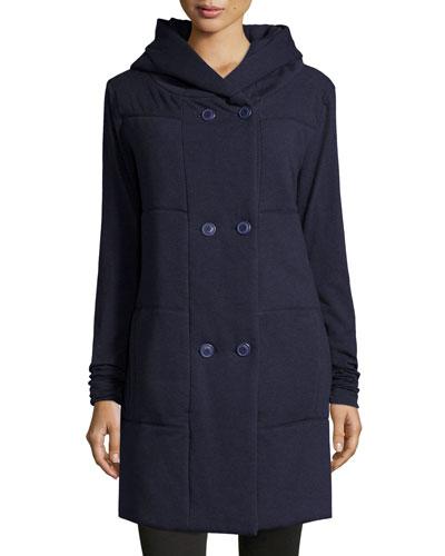 Catalina Jersey Hooded Jacket