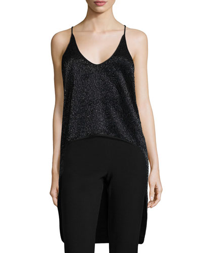 Beaded High-Low Tank