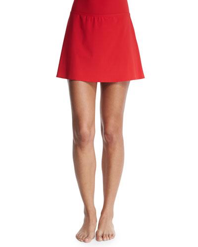 Basic A-Line Swim Skirt