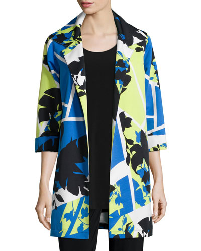 Playing It Cool Jacket, Plus Size
