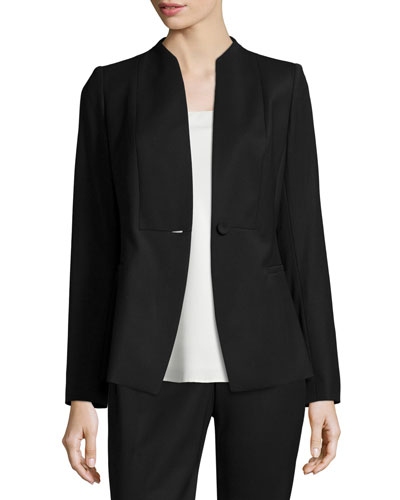Max One-Button Jacket