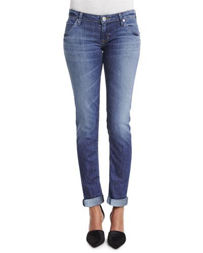 Jax Skinny Ankle Jeans, Ziggy