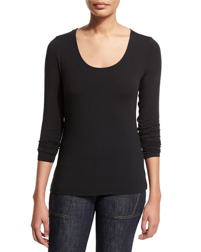 Netta Long-Sleeve Tee