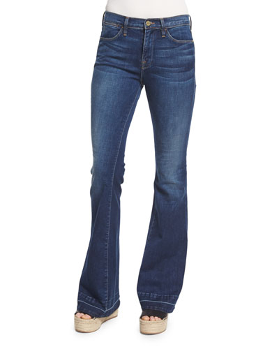 Le High Flare Jeans, Colby