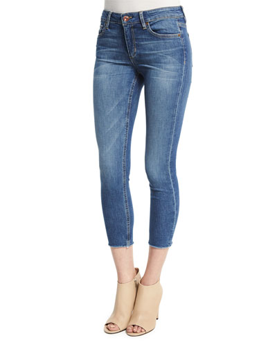 The Finn Cropped Jeans, Roamie