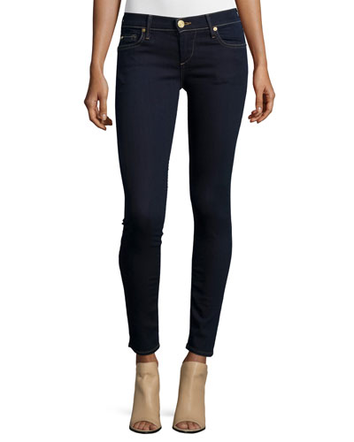 Casey Skinny Ankle Jeans, Body Rinse