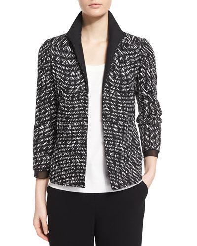 Bellene 3/4-Sleeve Woven Jacket