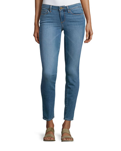 Verdugo Low-Rise Ankle Jeans, Tessie