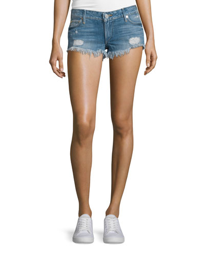 Joey Cutoff Denim Shorts