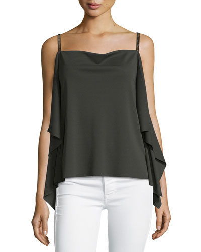 Scarlett Sleeveless Blouse
