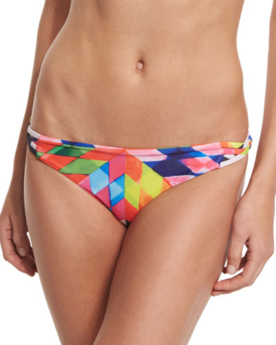 Fractals Reversible Twisted-Sides Swim Bottom