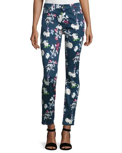 Spring Garden Skinny Jeans