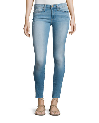 Le Skinny De Jeanne Ankle Jeans, Mira Vista