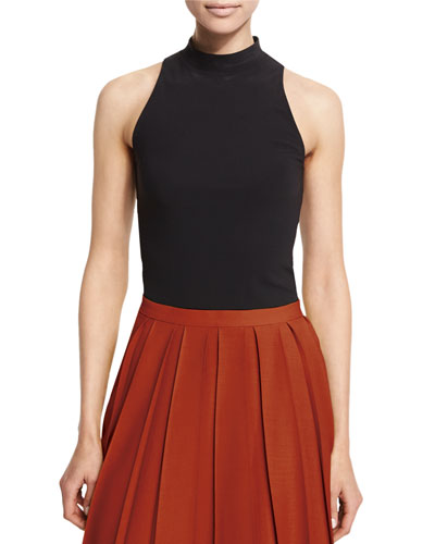 Vohani Fine Knit Sleeveless Top