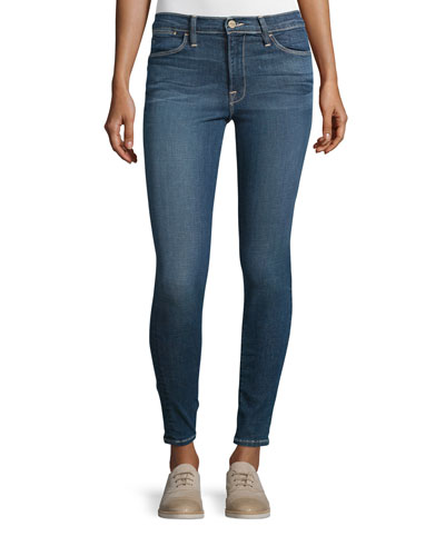 Le High Skinny Ankle Jeans, Rhoads