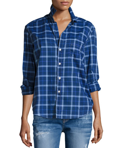 Eileen Limited Edition Plaid Shirt