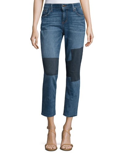 The Ex-Lover Straight Ankle Jeans, Jenni
