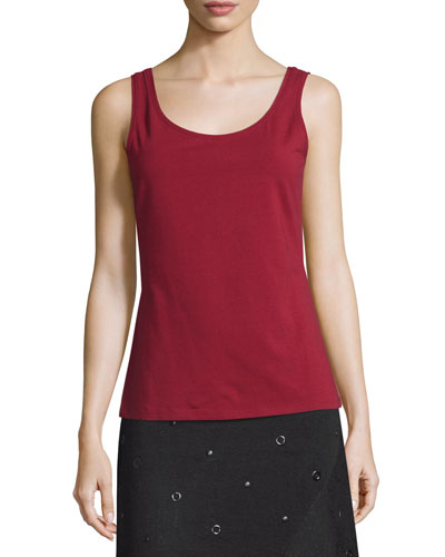 Perfect Scoop-Neck Tank