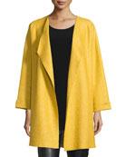 Caroline Rose Coat, Tunic & Pants, Petite &