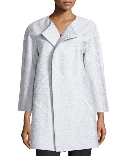 Anissa 3/4-Sleeve Topper Jacket