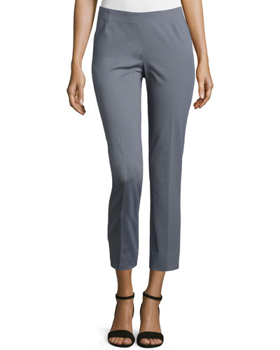 Stanton Cropped Pants, Flare