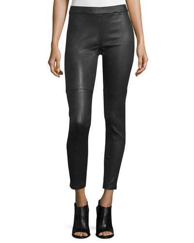 Fisher Project Leather Leggings