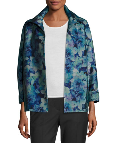 Day Dreamer A-Line Jacket, Plus Size