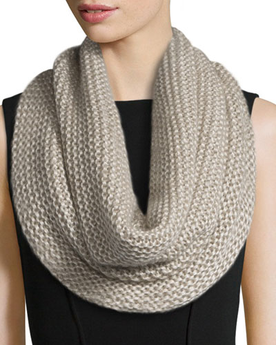 Fisher Project Silk Cashmere-Blend Infinity Scarf