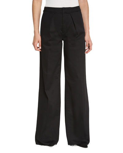 The Bessie Wide-Leg Trousers, Vance