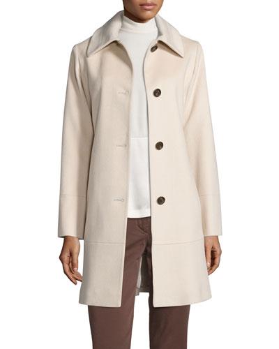 Classic Wool Coat