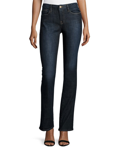 Le Mini Boot-Cut Jeans, Kingland