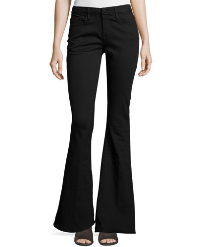 Le Bell Vian Flare-Leg Jeans, Vian