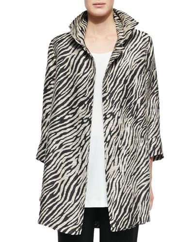 Safari Party Long Jacket