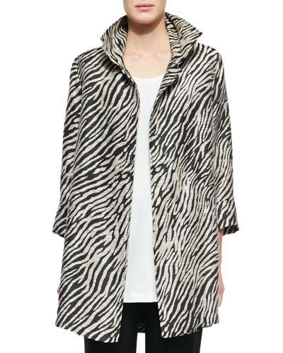 Safari Party Long Jacket, Plus Size, Plus Size