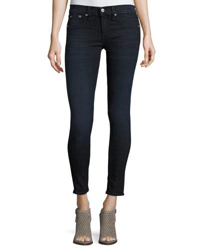 /TECH Mid-Rise Capri Jeans, Lynnwood