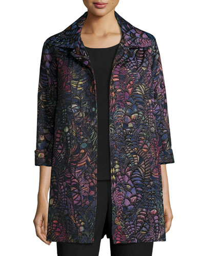 Mix & Mingle Party Jacket, Multi, Petite