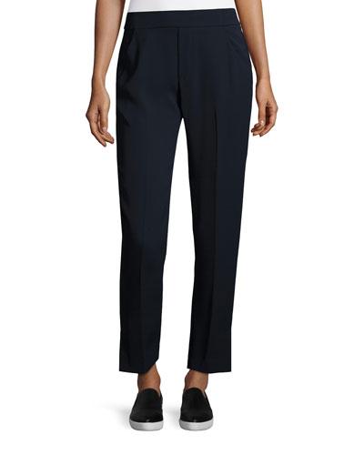Slim Lounge Pants, Coastal Blue