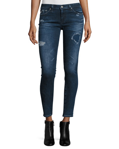The Legging Ankle 8 Years Whistler Jeans, Blue