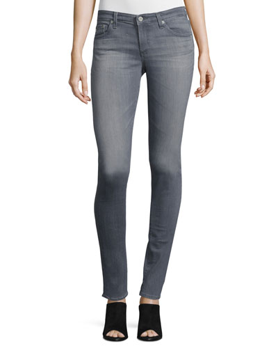 Legging Super Skinny 2 Year Jeans, Light Gray