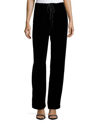Winszlee Fixture Pants, Black
