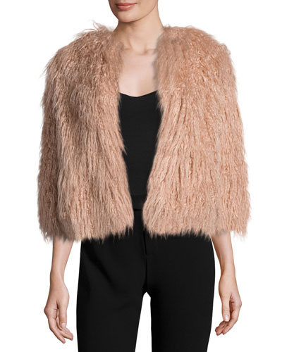 Elstana 2 Cody Faux-Fur Coat