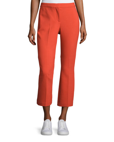 Erstina Pioneer Cropped Pants, Paprika