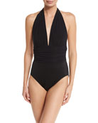 Yves Halter One-Piece Swimsuit, Available in DD Cup