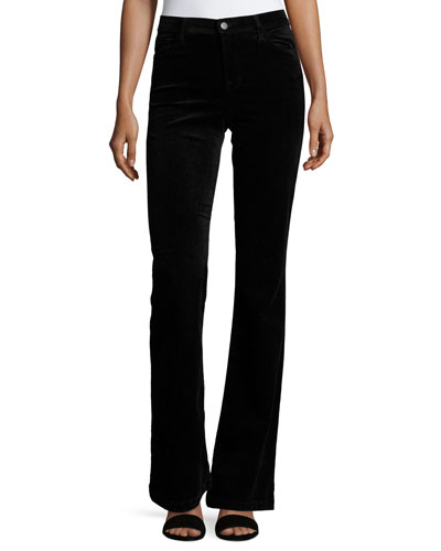 Shop womens velvet pants at Neiman Marcus, where you will find free shipping on the latest in fashion from top designers. Skip To Main Content. SAVE 25% ON REGULAR PRICES! CHIC WEEK. JEWELRY SALE! SAVE 20% WITH CODE JEWEL HOME SALE: SAVE 20%. Available in Black, Dark Red.