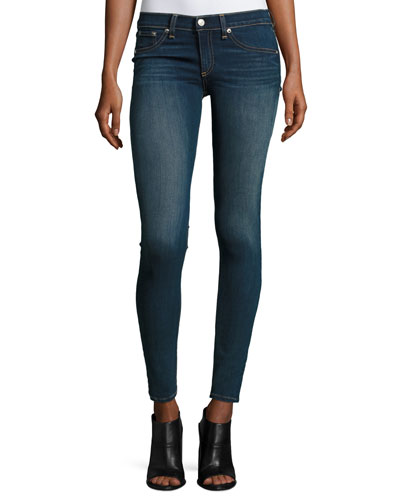 401 Low-Rise Skinny Jeans, Joshua