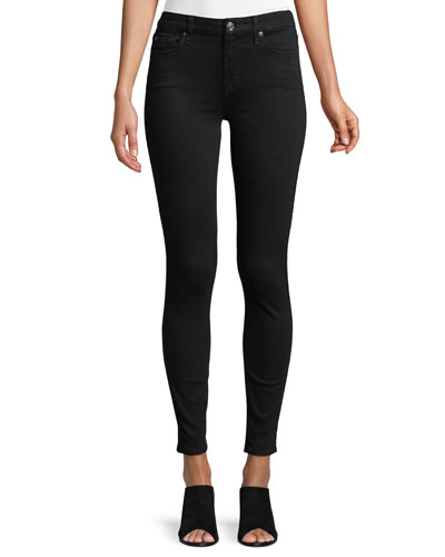 The Ankle Skinny Jeans, B[Air] Black