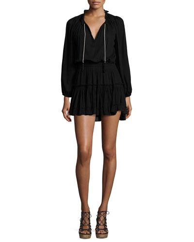 Lorena Blouson Dress