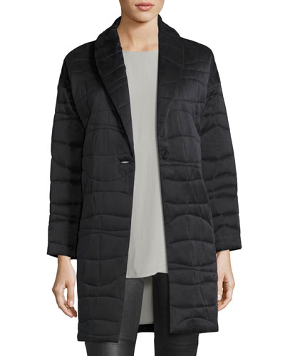 Fisher Project Quilted Jacket
