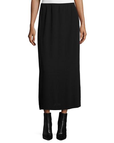 Long Georgette Skirt 83