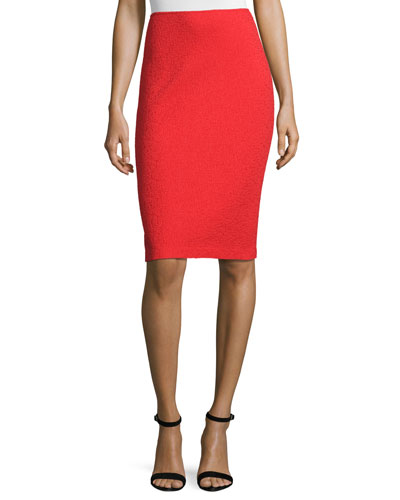 Clair Knit Pencil Skirt